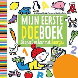Mijn eerste doeboek ik speel en leer met kaartjes, Marieke Claessens, Hardcover