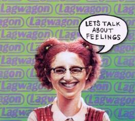 LET'S TALK ABOUT REISSUE // REMASTERED + BONUS MATERIALS LAGWAGON, CD