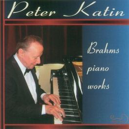 PIANO WORKS KATIN J. BRAHMS, CD