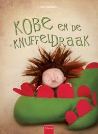 Kobe en de knuffeldraak Axel Janssens, Hardcover