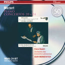 PIANO CONCERTOS NO.20&24 W/HASKIL, ORCH.LAMOUREUX, MARKEVITCH