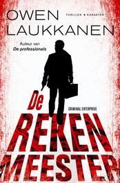 De rekenmeester Owen Laukkanen, Paperback