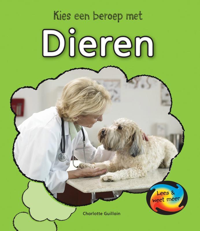 Dieren Lees & Weet Meer, Guillain, Charlotte, Hardcover