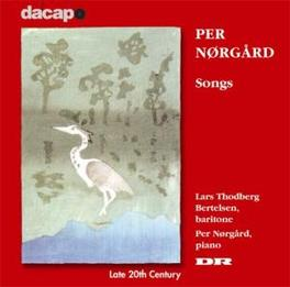SONGS LARS THODBERG P. NORGARD, CD