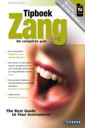 Tipboek zang de complete gids, Hugo Pinksterboer, Paperback