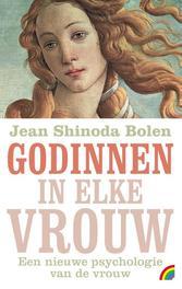 Godinnen in elke vrouw een nieuwe psychologie van de vrouw, Jean Shinoda Bolen, onb.uitv.