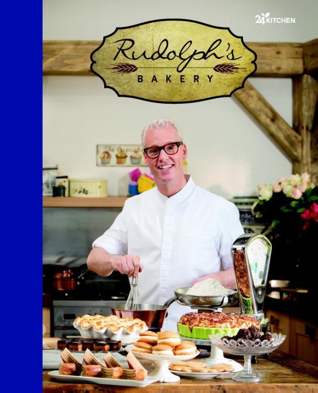 Rudolph's bakery Van Veen, Rudolph, Hardcover