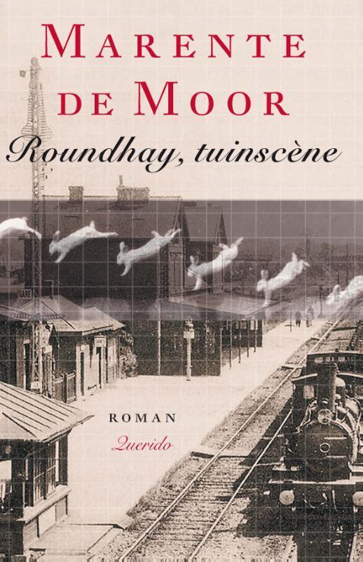 Roundhay, tuinscene De Moor, Marente, Hardcover