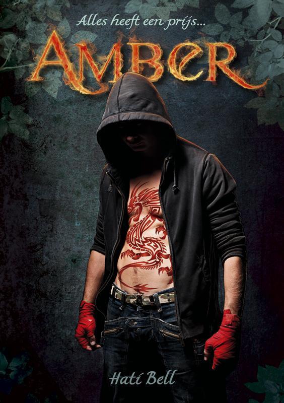 Amber Bell, Hati, Paperback