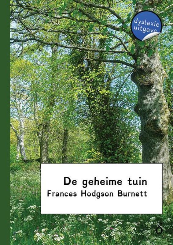 De geheime tuin dyslexie uitgave Frances Hodgson Burnett, Paperback