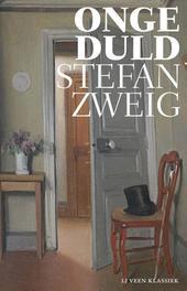 Ongeduld Zweig, Stefan, Paperback
