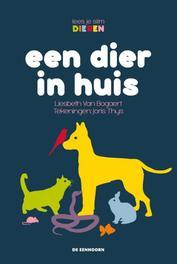 Een dier in huis Lees je slim, Van Bogaert, Liesbeth, Hardcover