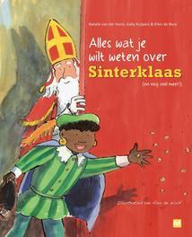 Sinterklaas - Alles wat je wilt weten (en nog veel meer), Van der Horst, Natalie, Hardcover