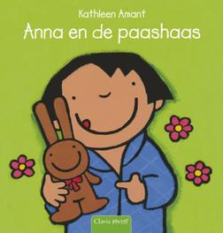 Anna en de paashaas Kathleen Amant, Hardcover