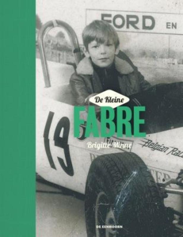 De kleine Fabre Minne, Brigitte, Hardcover