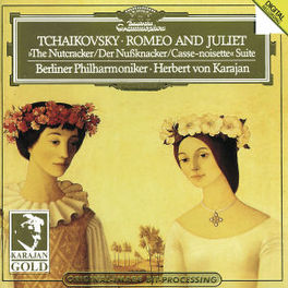 ROMEO & JULIET-NUTCRACKER BP KARAJAN Audio CD, P.I. TCHAIKOVSKY, CD