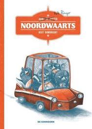Noordwaarts Zitter, Aart De, Hardcover