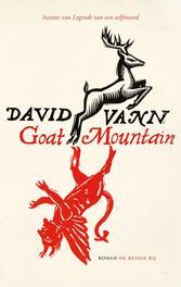 Goat mountain Vann, David, Paperback
