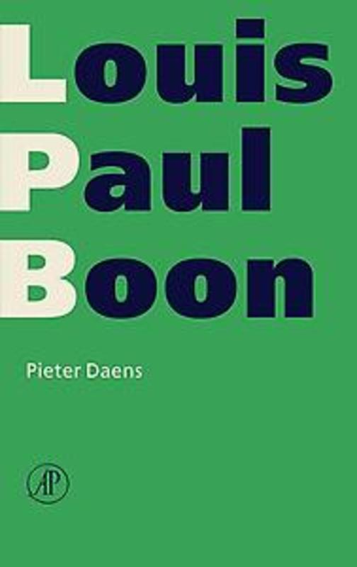 Pieter Daens: Verzameld werk deel 15 Louis Paul Boon, Paperback