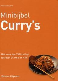 Curry's met meer dan 150 kruidige recepten uit India en Azie, Mridula Baljekar, Hardcover