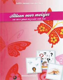 Alleen voor meisjes over wat er allemaal gebeurt als je ouder wordt, enzo, Janssen-van den Barg, J., Hardcover