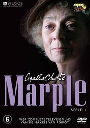 Miss Marple - Seizoen 1 (4DVD)