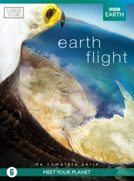 BBC earth - Earth flight, (DVD) ALL REGIONS / BY JOHN DOWNER/NARRATED BY DAVID TENNANT TV SERIES/BBC EARTH, DVD