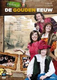 Welkom in de Gouden eeuw, (DVD) PAL/REGION 2 //W/ PIERRE BOKMA, ELLEN PIETERS DOCUMENTARY, DVD
