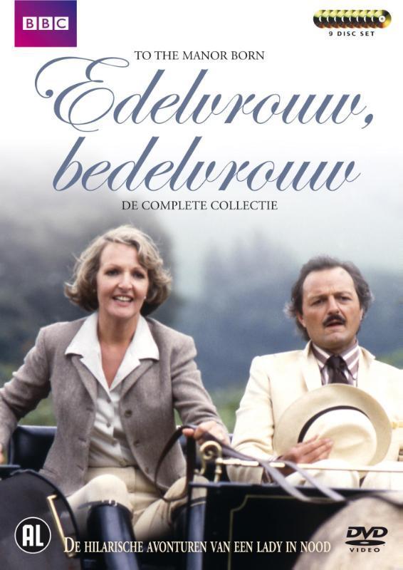 Edelvrouw Bedelvrouw - De Complete Collectie (9DVD)