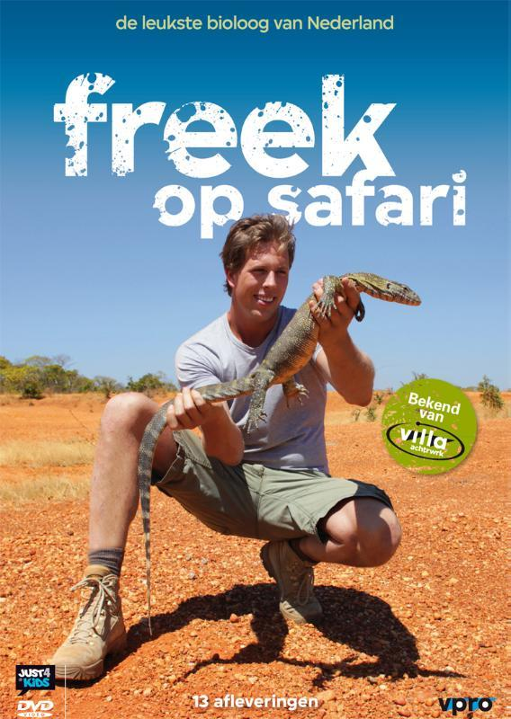 Freek Op Safari (DVD)