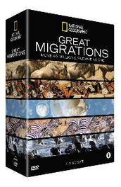 Great Migrations (4DVD)
