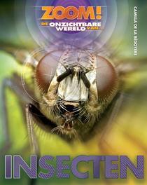 Insecten ZOOM!, De la Bédoyère, Camilla, Hardcover