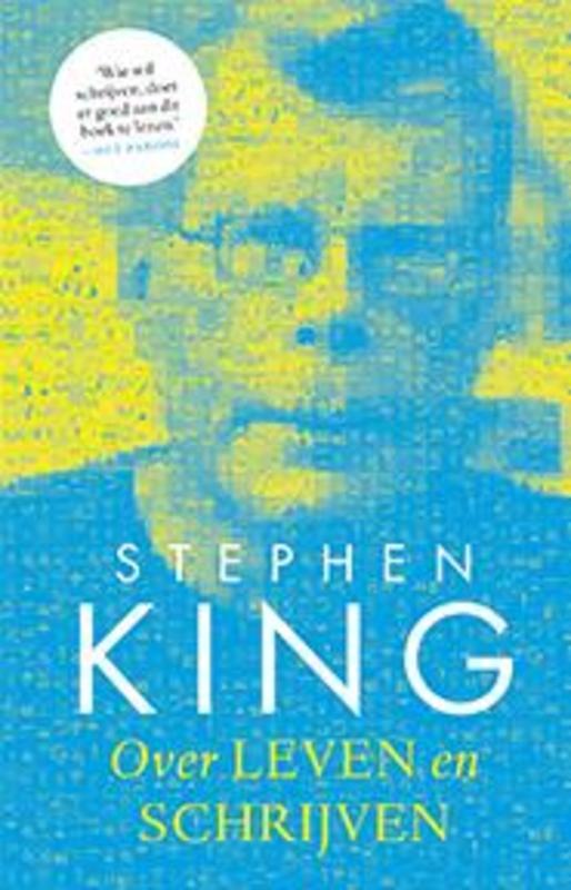 Over leven en schrijven Stephen King, Hardcover