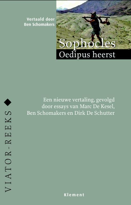 Oedipus heerst Viator reeks, De Schutter, Dirk, Paperback