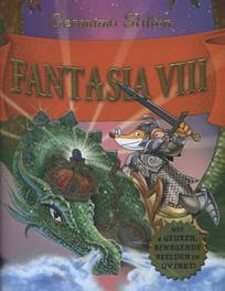 Fantasia VIII Geronimo Stilton, Stilton, Geronimo, Hardcover