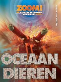 Oceaandieren ZOOM!, De la Bédoyère, Camilla, Hardcover