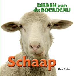 Schaap Dieren van de Boerderij, Katie Dicker, Hardcover