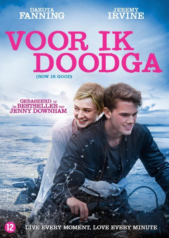 Voor ik doodga, (DVD) ALL REGIONS // W/ DAKOTA FANNING, OLIVIA WILLIAMS MOVIE, DVDNL