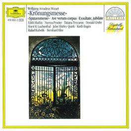 MESSE C-DUR KV 317 KUBELIK/KLEE/ENGEN/GROBE Audio CD, W.A. MOZART, CD