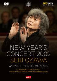 Wiener Philharmoniker - Dvd Neujahrskonzert 2002 Pal