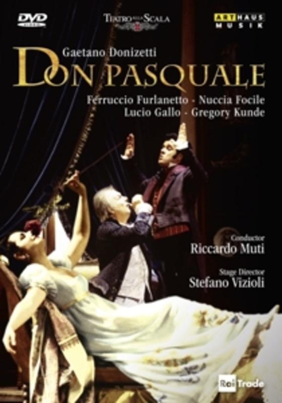 Gaetano Donizetti - Don Pasquale (Milaan, 1994)