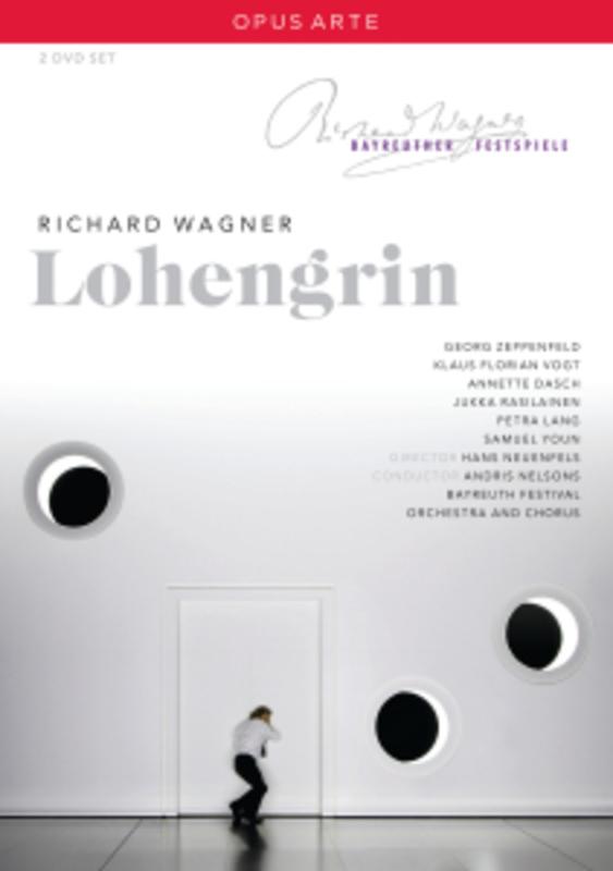Zeppenfeld/Vogt/Dasch/Bayreuth Fest - Lohengrin, (DVD) BAYREUTHER FESTSPIELE/A.NELSONS R. WAGNER, DVD