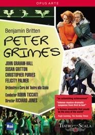 PETER GRIMES TEATRO ALLA SCALA B. BRITTEN, DVD