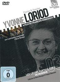 Yvonne Loriod - Pianist & Teacher