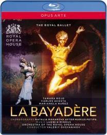 LA BAYADERE, MINKUS, LUDWIG, OSYIANIKOV, V. THE ROYAL BALLET/V.OSYIANIKOV L. MINKUS, Blu-Ray