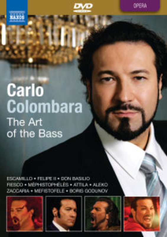Carlo Colombara - The Art Of The Bass