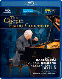 Daniel Barenboim - The Chopin Piano Concertos