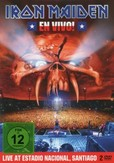 Iron Maiden - Live 2011, (DVD) RECORDED LIVE IN SANTIAGO APRIL 10TH, 2011