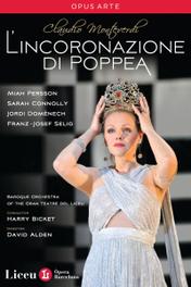 Persson/Connolly/Baroque Orchestra - L Incoronazione Di Poppea, (DVD) BAROQUE ORCHESTRA/H.BICKET/NTSC/ALL REGIONS C. MONTEVERDI, DVD