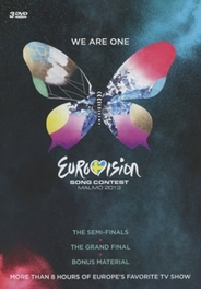 Various Artists - Eurovision Song Contest - Malmo 201, (DVD) .. MALMO 2013 V/A, DVD